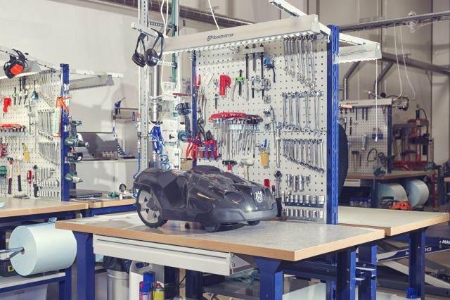 Maschinen und Geräte