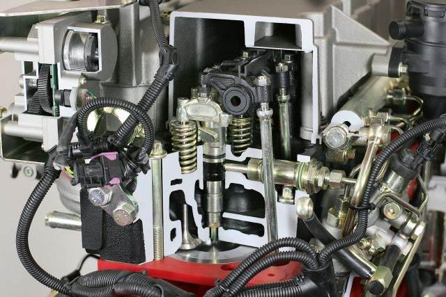 Motoren und Aggregate