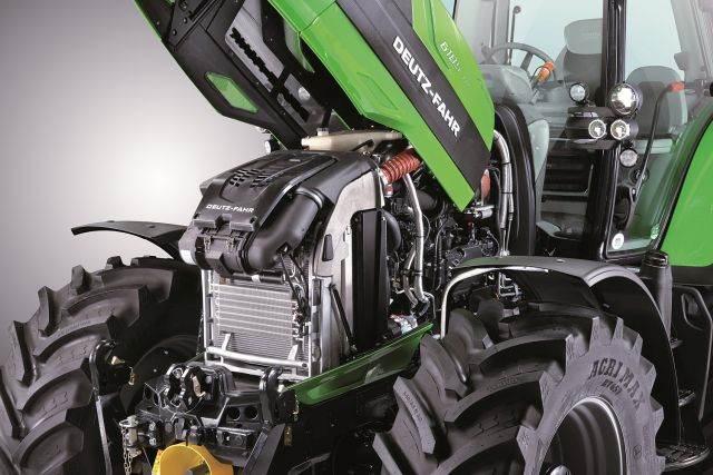 Traktoren und Fahrzeuge
